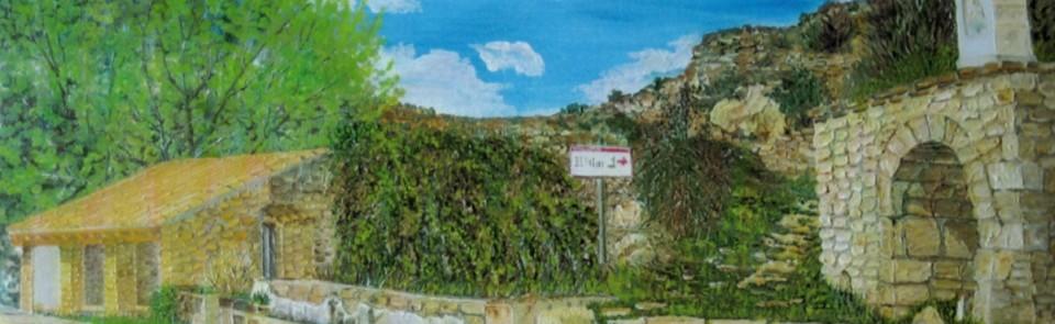 Exposición de Pintura. José Palomares